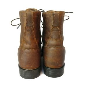 Ariat Shoes - Ariat Heritage Lacer II Distressed Brown boot
